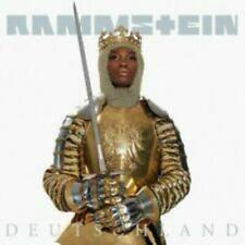 "Rammstein - Deutschland 7"" NEW Ltd. Ed. German Import Vinyl"
