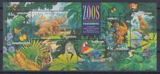 Australien - Michel-Nr. Block 17 postfrisch/** (Zoo / Gefährdete Tiere)