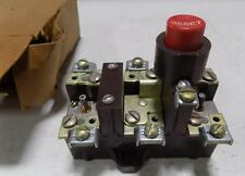CUTLER HAMMER AC THERMAL OVERLOAD SIZE 1 OPEN TYPE 2 COIL OVERLOAD 30 AMP RELAY