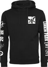 Merchcode Hoodie Linkin Park Anniversary logotipo hoody Black