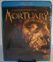Mortuary Blu-ray (2019 - MVD Visual) ~ Tobe Hooper, Denise Crosby