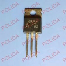 5PCS HEXFET Power MOSFET IR TO-220 IRLB3034 IRLB3034PBF 100% Genuine and New