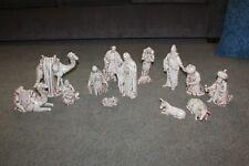 Christmas Nativity Ceramic