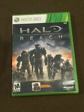 Microsoft XBox 360 Video Game Halo Reach Rated M NICE