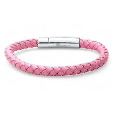 319834220a1e Pulseras de color rosa para hombres