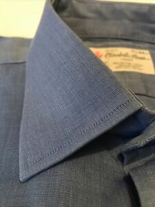 Turnbull Asser Shirt 17.5 Immaculate