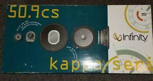 Infinity Kappa 50.9cs 2-Way 5.25in. Car Subwoofer