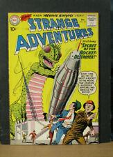 Strange Adventures  #123  HTF 1960 Nice***