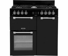 Leisure Painted Dual Fuel Home Cookers