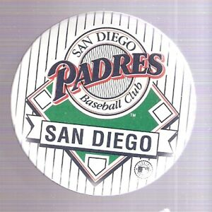 San Diego Padres 2.5-Inch  Pinback Button