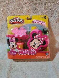Play-Doh Disney Minnie Stamp & Cut Minnie Mouse