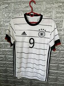 Germany Jersey 2020 Home Shirt Size XS Soccer Football Adidas EH6105