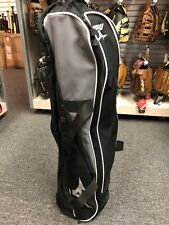Mizuno Prospect wheel bag bat baseball softball equipment New W Tags Blk/White