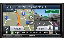KENWOOD DNX-893S NAVIGATION SAT TUNER AND BACK UP CAMERA DNX893S