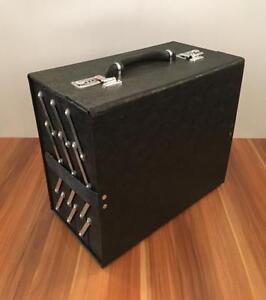 48 Slot Medium Sunglass Case Suitcase card Eyeglasses Display Organizer
