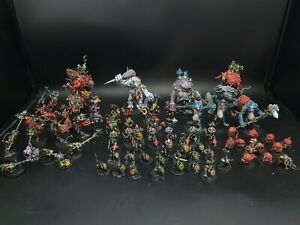 Gloomspite gitz army made to order pro painted