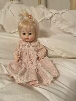 "12"" 1965 Madame Alexander Doll"