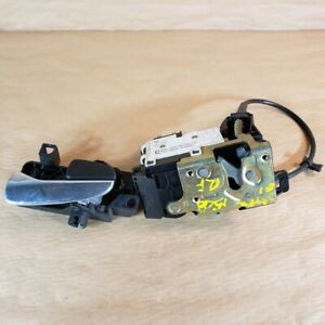 Jaguar S-Type 2000-2008 Original Right RH Front Door Lock Latch with Handle OEM