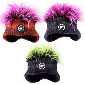EISBAR KEKE COCKER MU SP Hairy Merino Wool Winter Sports Ski Hat   FREE UK P+P