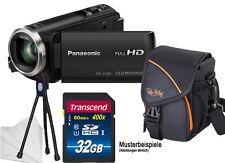 PANASONIC HC-V180EG-K 32GB KOMPLETTSET ! CAMCORDER  HC-V180 ****