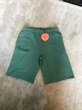 Pangaia Palm Green Recycled Cotton Long Shorts Brand New With Tags Size medium