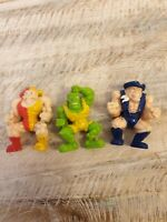 Monster Wrestlers In My Pocket - Monster In My Pocket - Wrestling Mini Figures