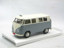 KIT TOYS 1960 VW T1 Volkswagen do Brasil TAXI Kartonmodell Card Model 1/43