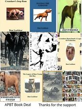 Wow! 🔥 10 American Pit Bull Terrier Book Deal 🔥 Author is the seller.
