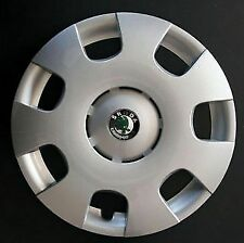 """Skoda Fabia Octavia Style Wheel Trim 1998> Onwards ONE 14"""" Wheel trim 444"""