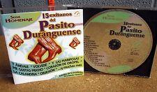 LOS REYES DE DURANGO norteno 15 Exitazos Del Pasito Duranguense CD