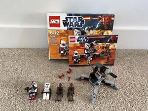 LEGO STAR WARS 9488 Elite Clone Trooper and Commando Droid Battle Pack ARC