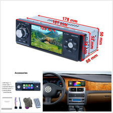 4.1'' 1DIN Car MP5 MP3 Player Stereo Audio FM/AUX/Bluetooth with Control Remote