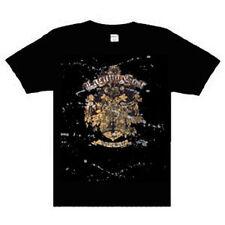 Lacuna Coil Shield Logo Music punk rock t-shirt  NEW
