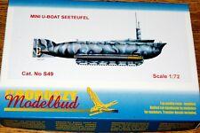 Choroszy Modelbud S49 : Dt. Mini-U-Boot