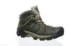 KEEN Mens 1008904 Green Hiking Boots Size 10 (114884)