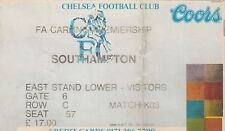 Billet-Chelsea V Southampton 16.09.95