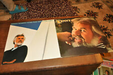 """Kenny Rogers """"Eyes That See in The Dark"""" RCA AFL1-4697 + Kenny 2 Records NM WoW!"""