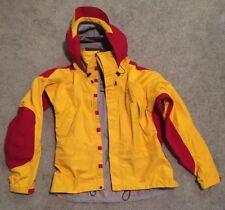 Marmot gore-tex goretex ski jacket shell men's XL yellow red (excellent cond.)