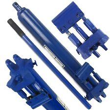 Hydraulik Zylinder 8T Hub 660mm- 1060 mm pumpe und Hubstange Ersatzteil Kran