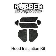 1958 1959 1960 Ford Thunderbird Hood Insulation Kit