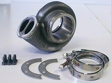 Garrett GT30 Turbine Housing GT30R V-Band In/Out Split Pulse 0.61 a/r