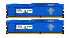 DDR3 RAM 8GB Kit (2 x 4GB) PC3-10600 Desktop DDR3 1333 MHz 240-Pin DIMM Memory