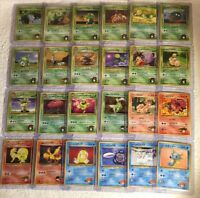 Pokemon Card Complete Japanese Gym Heroes Set Rare NM