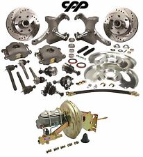 1967-70 Chevy Gmc truck C10 Front Disc Brake Conversion Kit 6 Lug Drop Spindle
