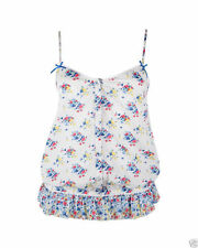 Cotton Cami, Strappy Floral Lingerie & Nightwear for Women
