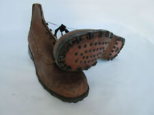 Alpiniste Bottes À Lacets Wehrmacht Mountain Trooper Bottines WH WWII - 25