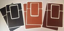 "Polaroid SX-70 PolaSkinz ""Buy 4 Get 1 Free"" Napa Cowhide Replacement Skin SLR680"