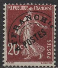 """France: Y et T Préo No 54 neuf *. """"Semeuse""""."""