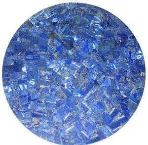 "12"" Marble Lapis Lazuli Table Top Inlay Handicraft Work For Room Decor"