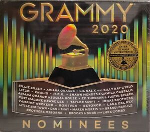 2020 GRAMMY NOMINEES / VARIOUS NEW CD